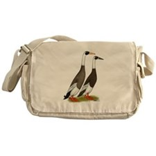 Runner Ducks Emery Penciled Messenger Bag