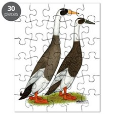 Runner Ducks Emery Penciled Puzzle