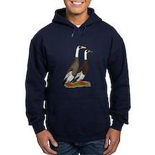 Runner Ducks Emery Penciled Hoodie (Dark) Hoodie (
