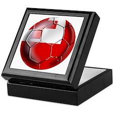 Palau Football Keepsake Box