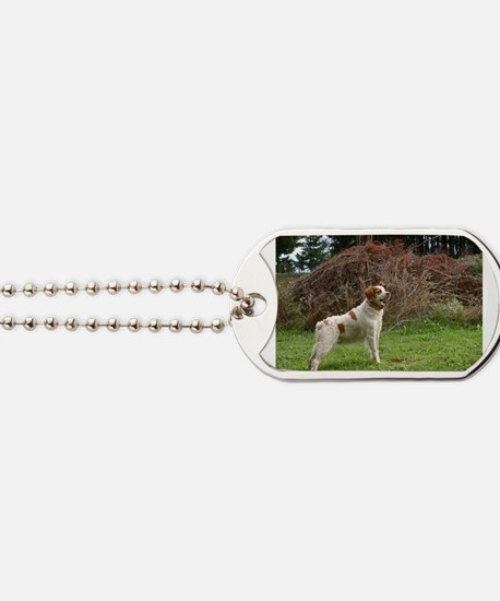 Unique Birddog Dog Tags