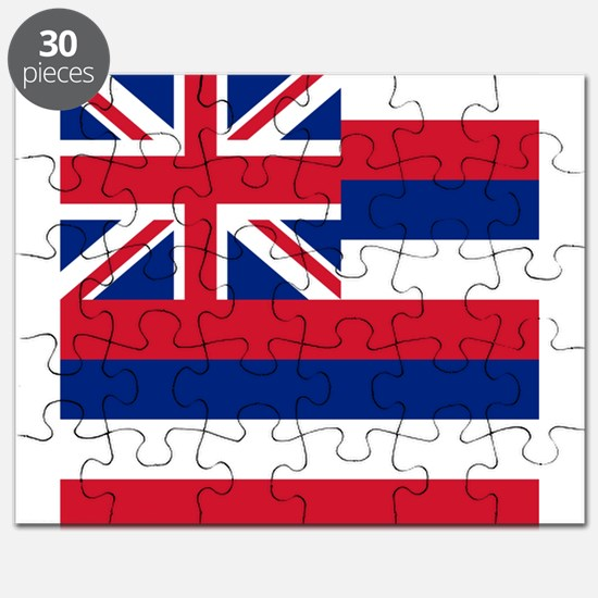 Flag of Hawaii Puzzle