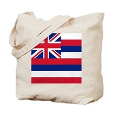 Flag of Hawaii Tote Bag