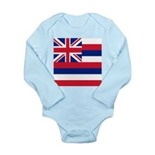 Flag of Hawaii Body Suit