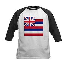 Flag of Hawaii Baseball Jersey