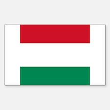 Flag of Hungary Decal