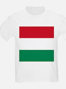 Flag of Hungary T-Shirt