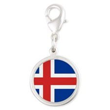Flag of Iceland Charms