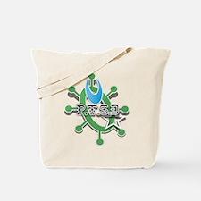 P Tote Bag