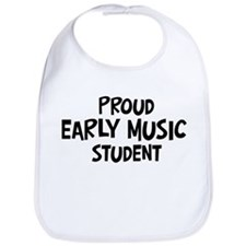 early music student Bib