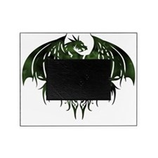 Green Tribal Dragon Picture Frame