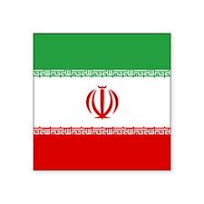Flag of Iran Sticker