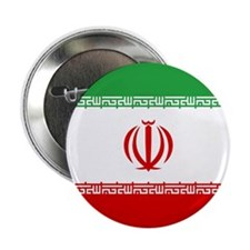 "Flag of Iran 2.25"" Button"
