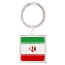 Flag of Iran Keychains