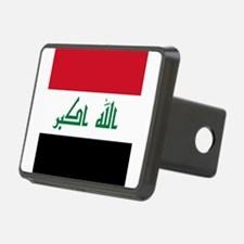 Flag of Iraq Hitch Cover