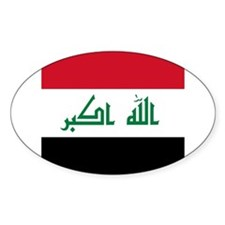 Flag of Iraq Decal