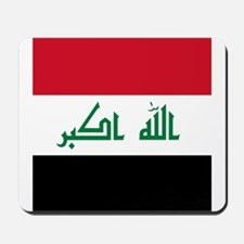 Flag of Iraq Mousepad