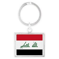 Flag of Iraq Keychains