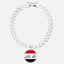 Flag of Iraq Bracelet