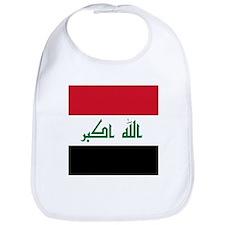 Flag of Iraq Bib