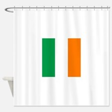 Flag of Ireland Shower Curtain
