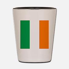 Flag of Ireland Shot Glass