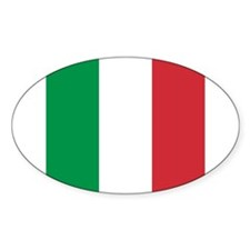 Flag of Italy Decal