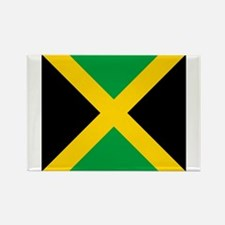 Flag of Jamaica Magnets