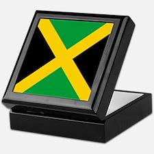 Flag of Jamaica Keepsake Box