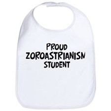 Zoroastrianism student Bib