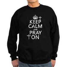 Keep Calm and Pray On Jumper Sweater