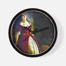 Flavitsky - Princess Tarakanova Wall Clock