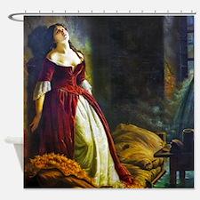 Flavitsky - Princess Tarakanova Shower Curtain