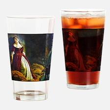 Flavitsky - Princess Tarakanova Drinking Glass