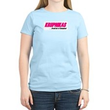 Women's Pink Krupnikas T-Shirt