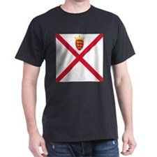 Flag of Jersey T-Shirt