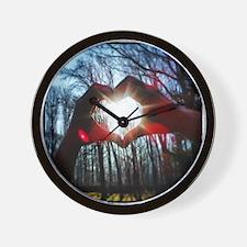 LoveKarmaLove   Wall Clock