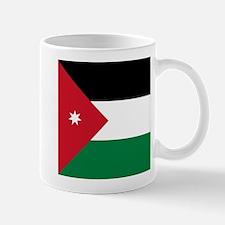 Flag of Jordan Mugs
