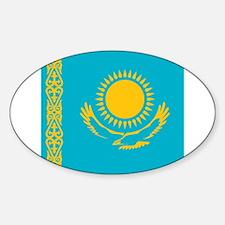 Flag of Kazakhstan Decal