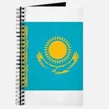 Flag of Kazakhstan Journal