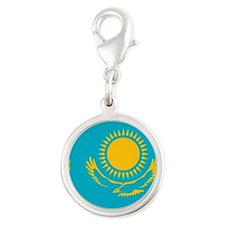 Flag of Kazakhstan Charms