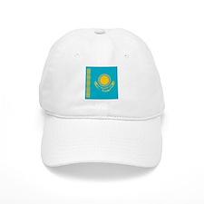 Flag of Kazakhstan Baseball Cap