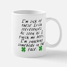 Irish Stereotypes Mugs