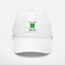 Irish Today Hung Over Tomorrow Baseball Baseball Baseball Cap