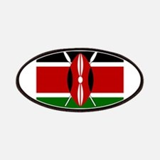 Flag of Kenya Patches