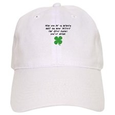 Before The Devil Knows Youre Dead Baseball Baseball Cap