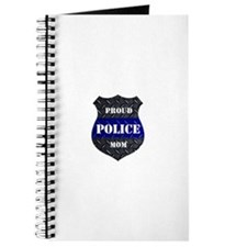 Proud Police Mom Journal