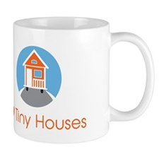 I Love Tiny Houses Corporate Logo Mugs