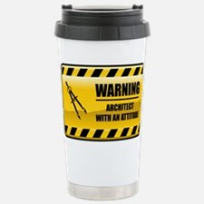Funny Architecture Travel Mug
