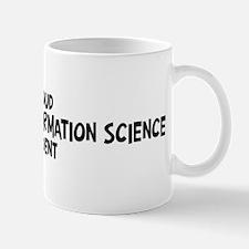 library and information scien Mug